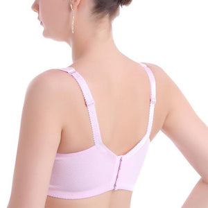 Maternity Front Button Bra