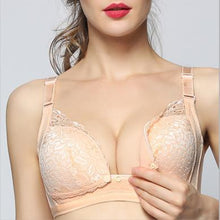 Load image into Gallery viewer, Maternity Nursing Bra Wire Free