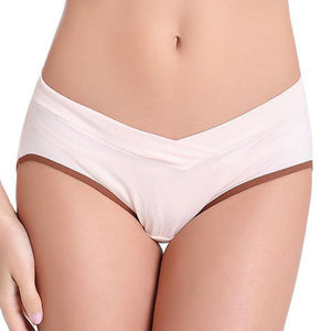 Maternity Low Waist Abdomen Supportive Underwear