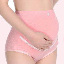 Load image into Gallery viewer, Maternity Adjustable Abdomen Supportive Underwear