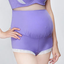 Load image into Gallery viewer, Maternity Lace High Waist  Underwear