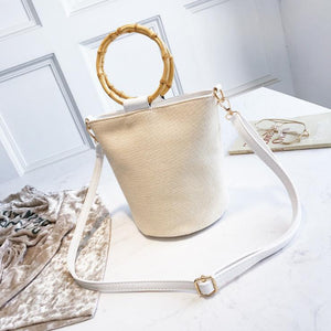 🔥2018 Must Have Cotton And Linen Handbag