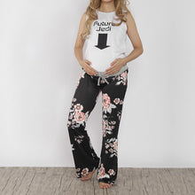Load image into Gallery viewer, Frenulum Broad Leg Maternity Trousers