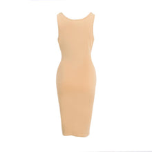 Load image into Gallery viewer, Maternity Sleeveless Bodycon Sundress