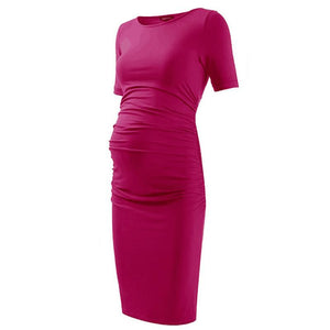 Pregnant Woman Stomach Lift Dress