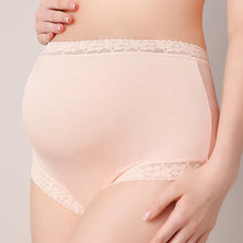 Load image into Gallery viewer, Maternity Plain Modal Abdomen Panties