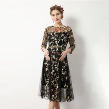 Load image into Gallery viewer, New Maternity Dress Photo Shoot Lace Dress