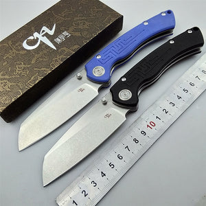 CH2008 Folding Knife D2 Blade Pocket Tactical Camping Hunting Survival Knives
