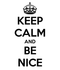 amour lingerie - keep calm and be nice