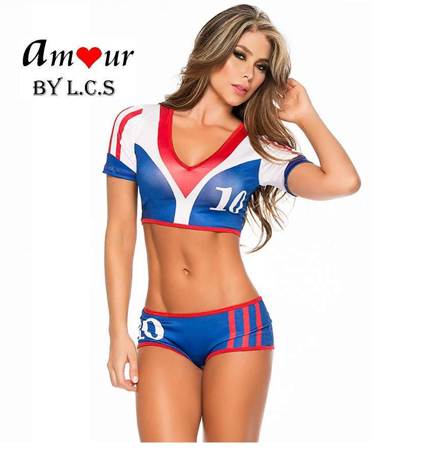 Sexy football lingerie