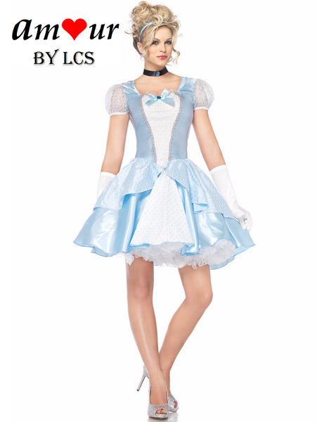 Frolicsome Sexy Cinderella Character Costume