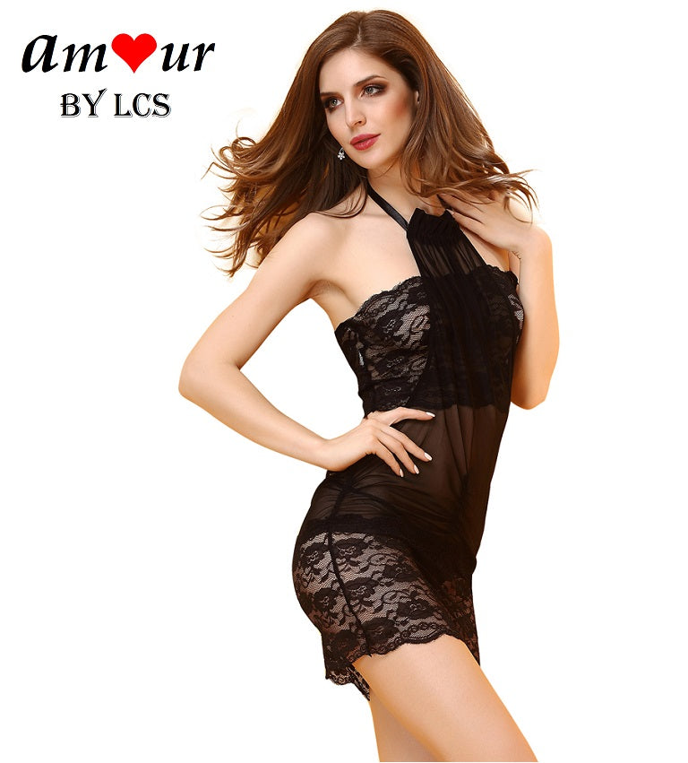 [sexy pole dancing bar dress] - AMOUR Lingerie