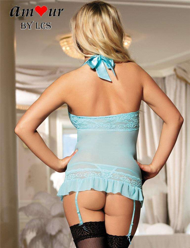 [sexy mini babydoll] - AMOUR Lingerie