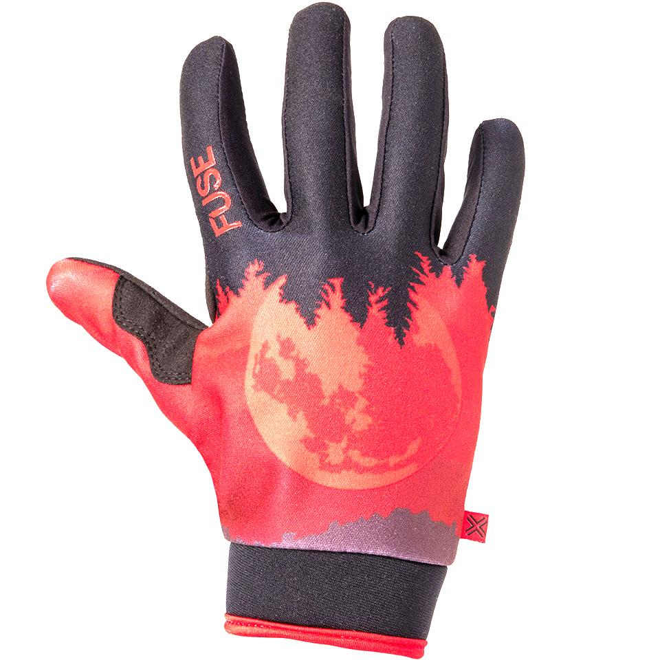 Fuse Chroma Blood Moon Gloves - Red