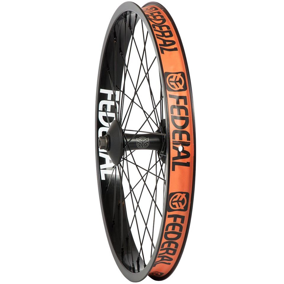 Federal Stance Pro Front Wheel With Guards And Butted Spokes