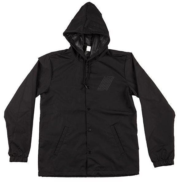 United Hooper Jacket - Black