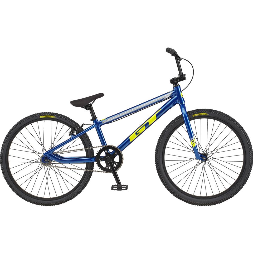 "GT Mach One Pro 24"" BMX Race Bike 2021 - Team Blue"