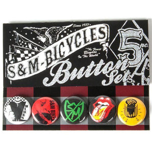 S&M Button Pack