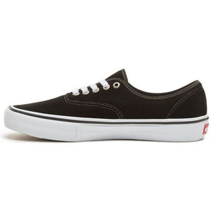 390e6f44e0e6a2 Vans Authentic Pro Suede - Black White – Source BMX - ROW