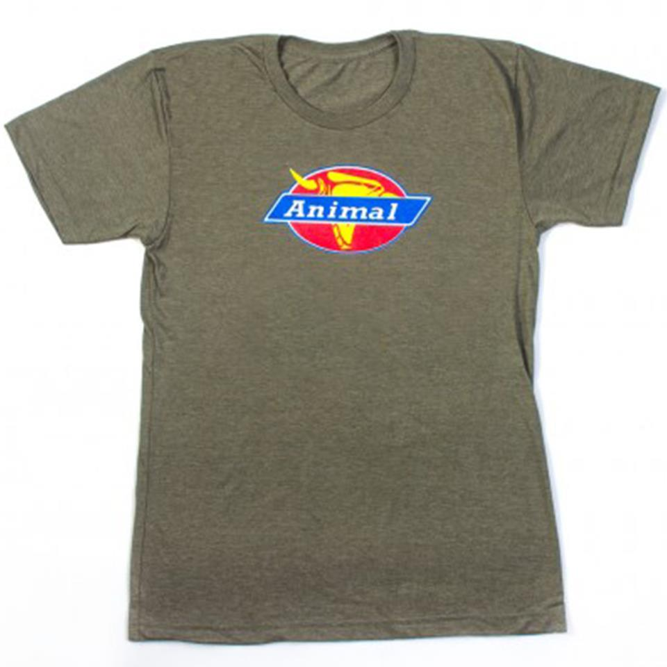 Animal Dickies T-Shirt - Grey