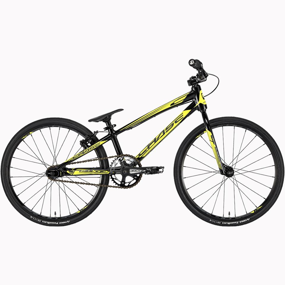 Chase Edge Micro 2020 BMX Race Bike/ Black/Neon Yellow