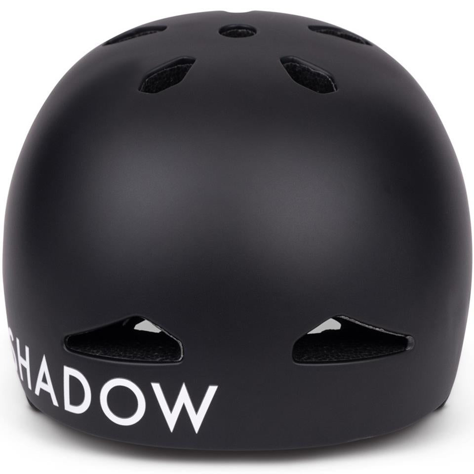 Shadow FeatherWeight In-Mold Matt Ray Helmet - Matte Black