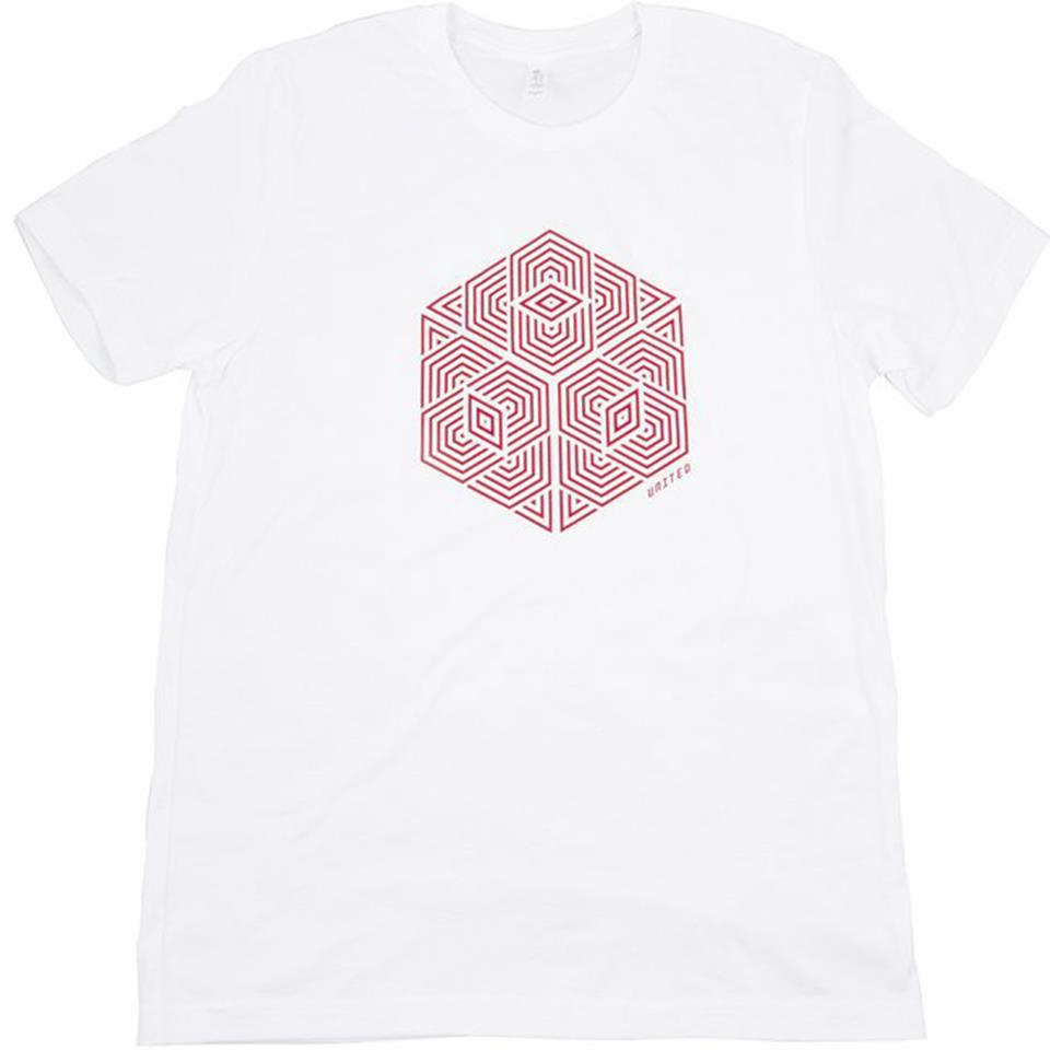 United Cube T-Shirt - White