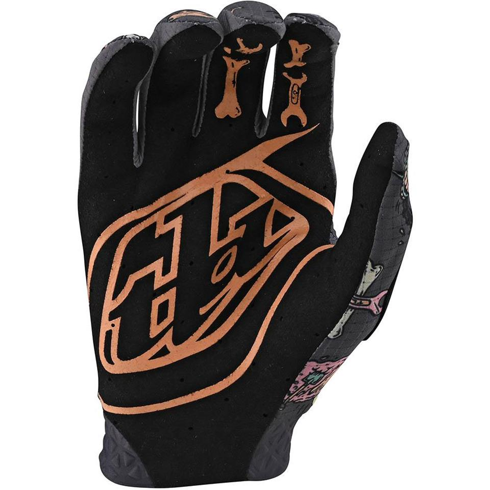 Troy Lee Limited Edition Air Race Glove - Elemental Charcoal