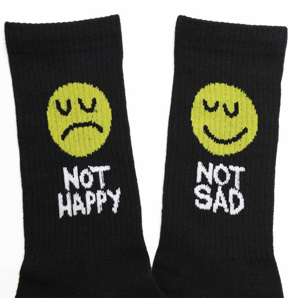 Cult This Night Socks - Black