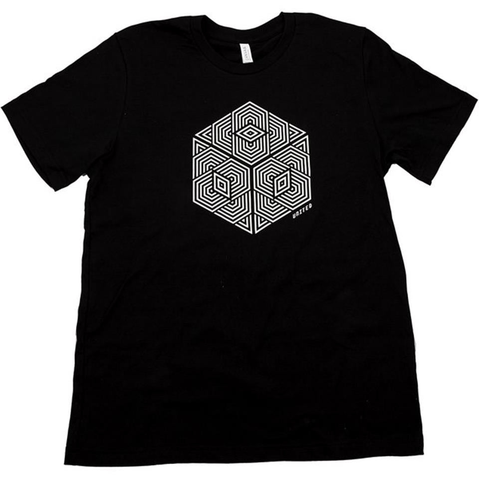 United Cube T-Shirt - Black