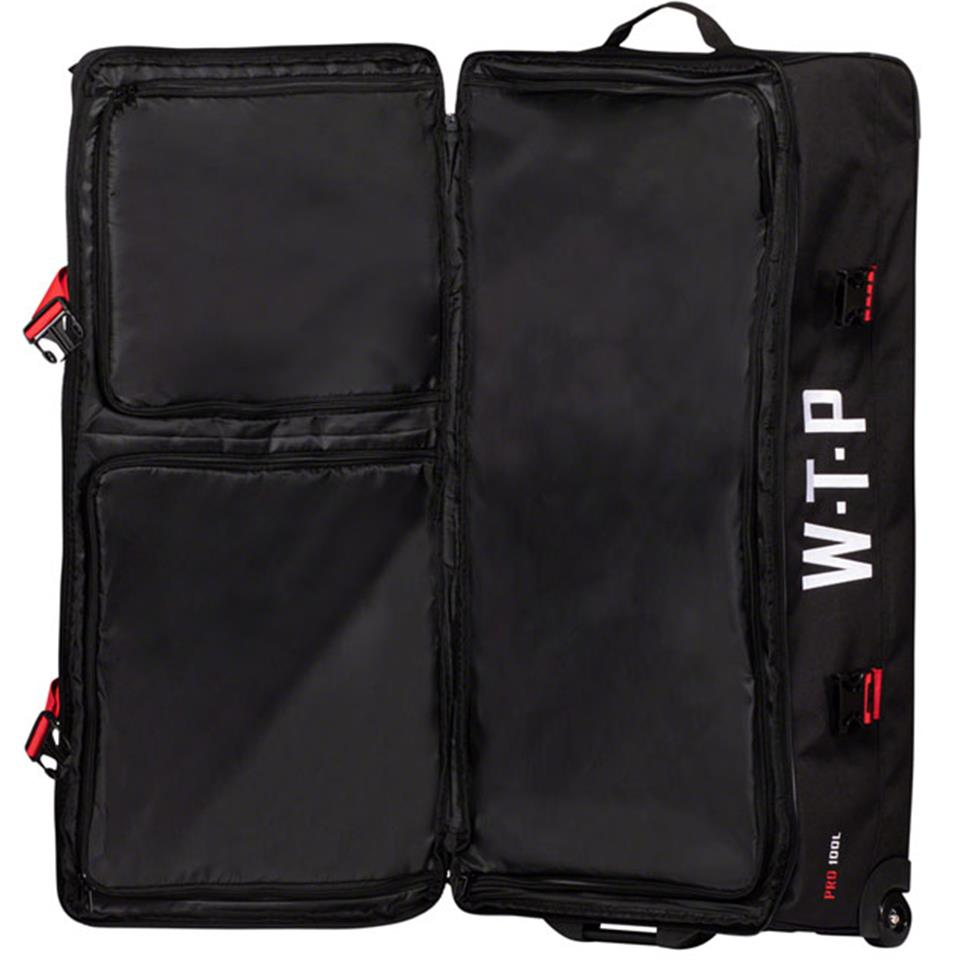 Wethepeople Pro Flight Bag - Black