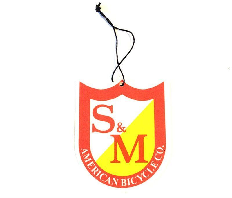 S&M Shield Air Freshener