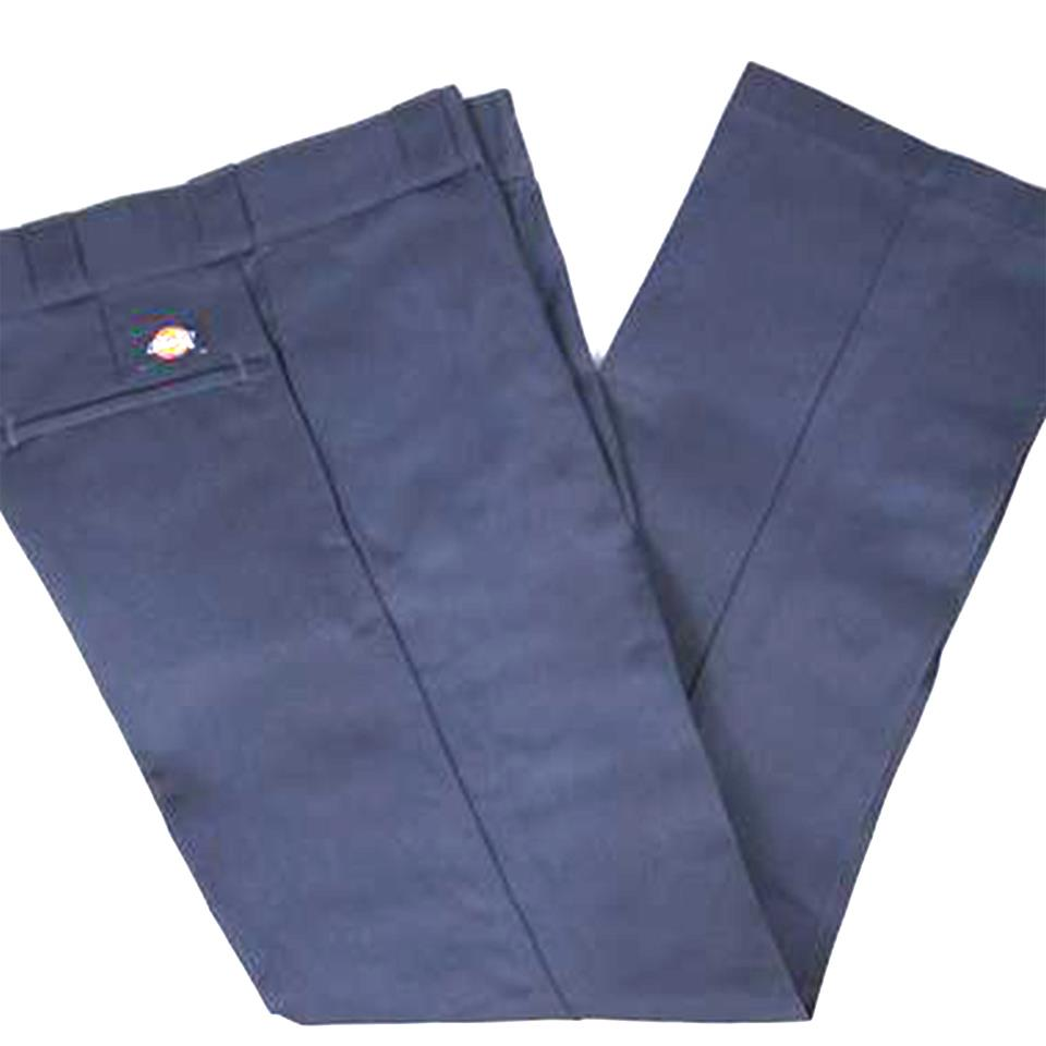 Dickies Original Fit Straight Leg Work Pant - Dark Navy