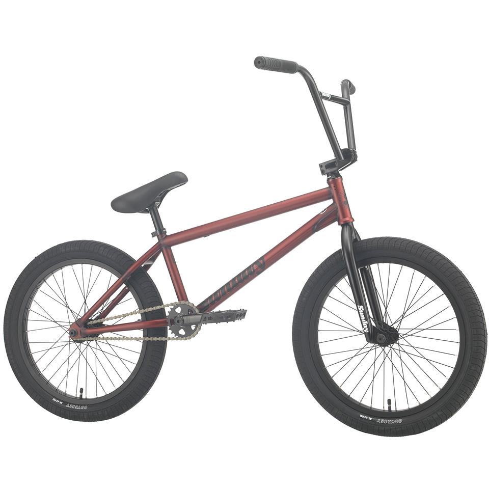 Sunday Ex Erik Elstran Signature BMX Bike 2021
