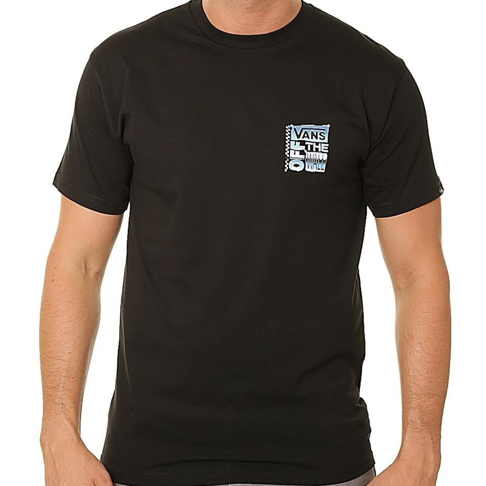 Vans AVE Chrome T-Shirt - Black