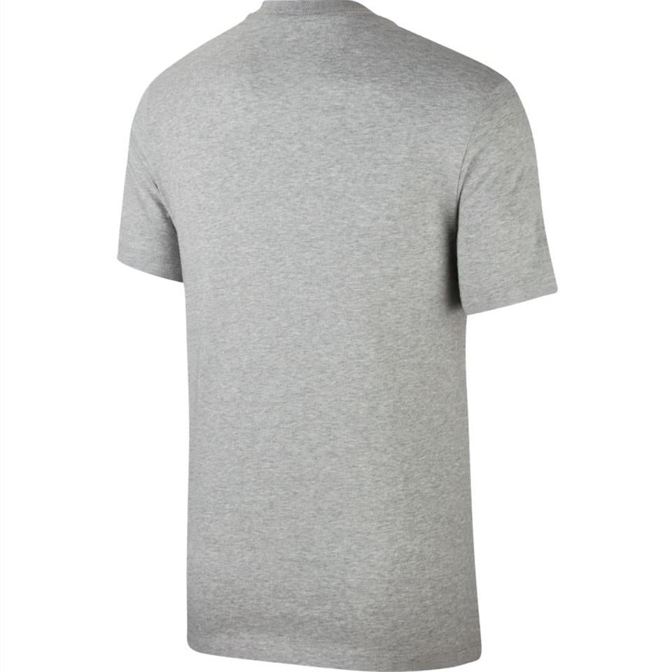 Nike SB Men's Skate T-Shirt - Dark Grey Heather/Summit White