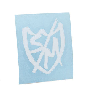 S&M Sharpie Shield Sticker Individual