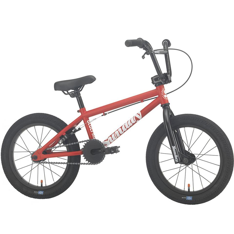 "Sunday Blueprint 16"" BMX Bike 2021"