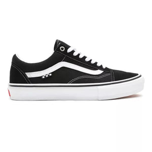 Vans Skate Old Skool Pro - Black/White