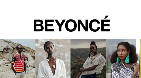 Here are 10 African Designers featured on Beyonce's Black Parade Route