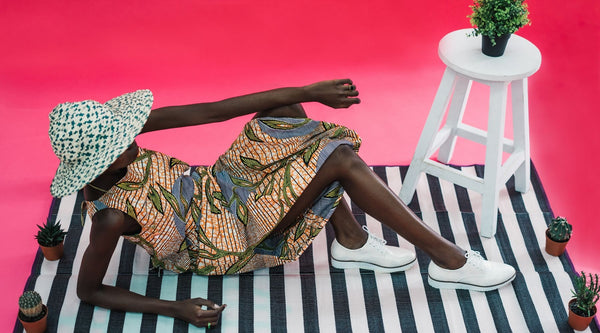 Love Kitenge? Here are our favourite African style dresses