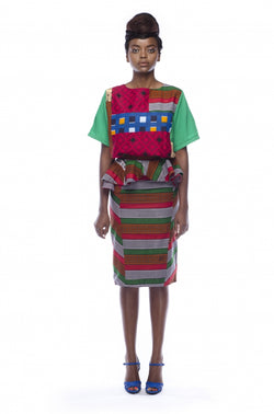 Tokoleza Patchwork Top