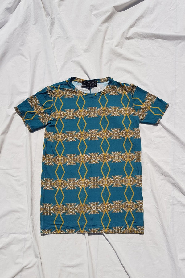 Hoja Jersey Tee by Katungulu Mwendwa and Made in Kenya