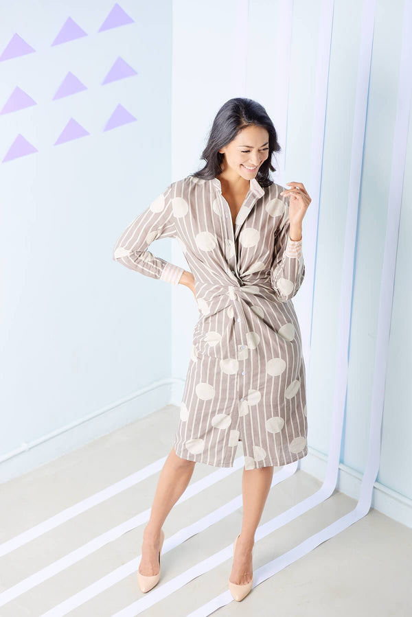 Monsoon Shirt Dress