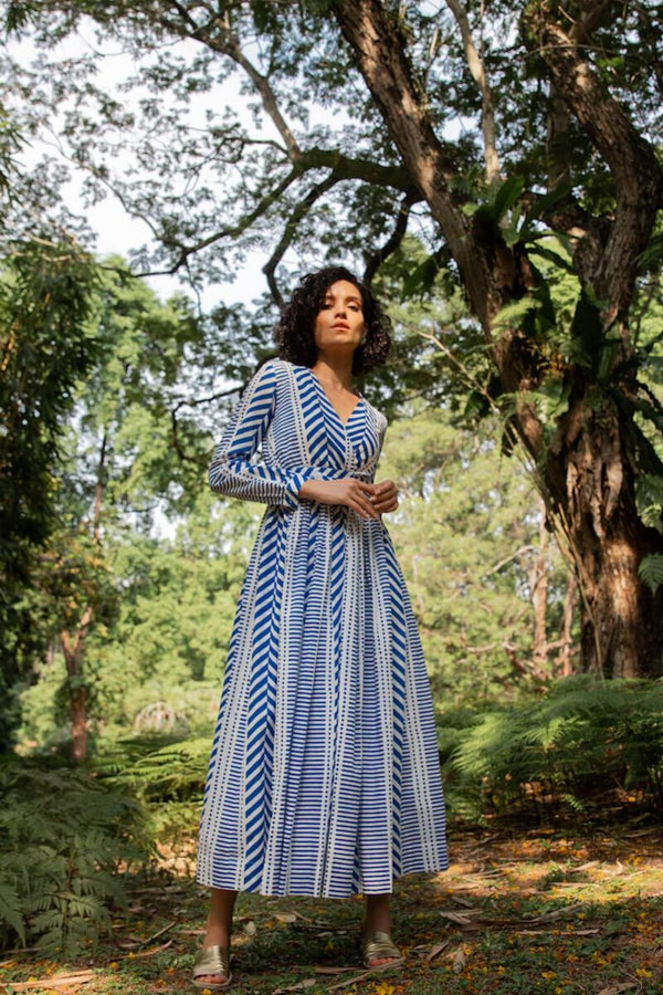 Neela Maxi Shirtdress
