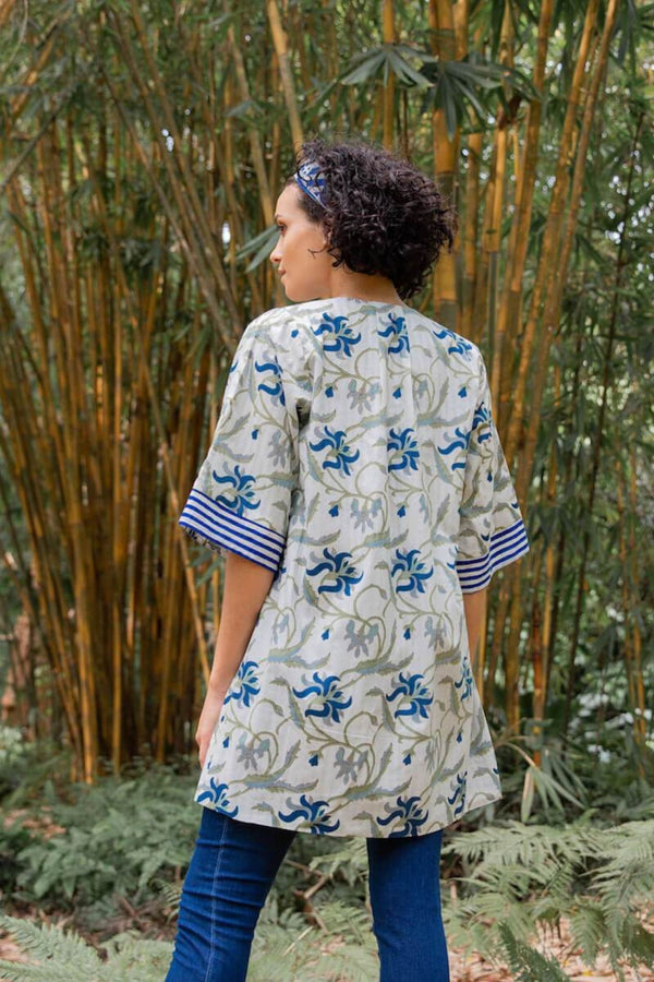 Tropical Ravi 2 in 1 Kaftan
