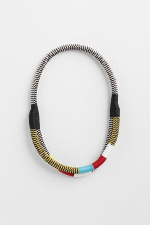 Double African Ndebele Necklace