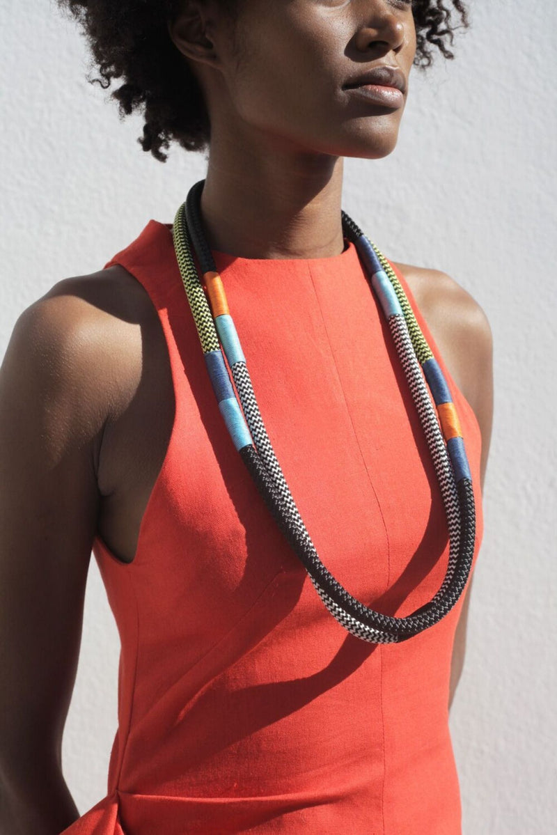 African Ndebele Necklace