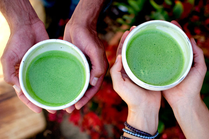 Teetotaling With Matcha Part II -- Kava + Matcha