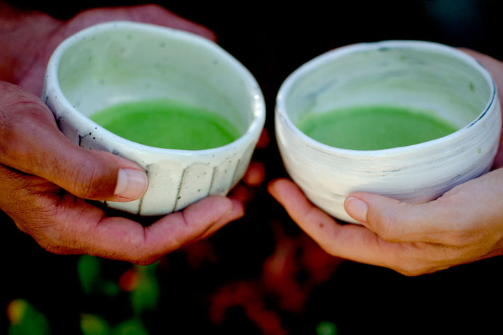 Matcha and Teetotaling, Part III -- Matcha and Aphrodesiacs!